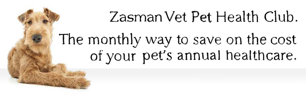 Zasman Vet Pet Health Plan